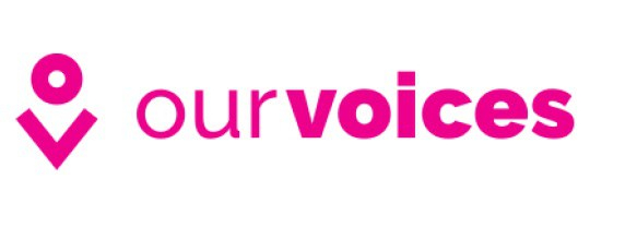 our voice logo jpeg